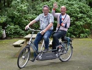 2 persoons tandem