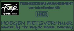 Als u met trein naar station Nunspeet komt heeft Hoegen Fietsverhuur voor u een leuk arrangement waarbij de fietsen op 75 meter van het station bij pannenkoekenhuis De Stroopstok worden bezorgt.