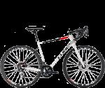 Voor de snelle fietsers deze cube racefiets.