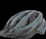 Voor de veiligheid is een helm niet onverstandig.